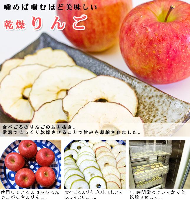 乾燥りんご
